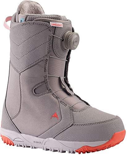 Burton Limelight Boa Snowboard Boot Lilac Gray 9.5 B (M)