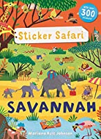 Sticker Safari: Savannah