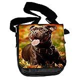 Staffy Dog II Animal Shoulder Bag 298