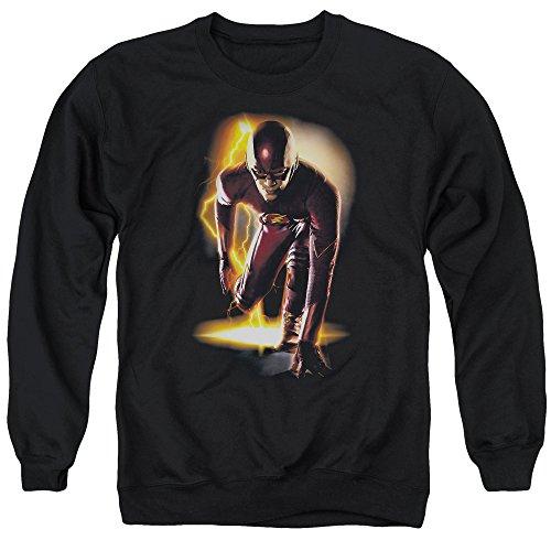 Prêt Sweater - Flash, Large, Black