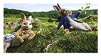 ジグソーパズル Peter Rabbitコレクションの減圧パズルゲーム大人の子供たちの木製のジグソーパズルパズル300/500/1000/1500ピース、2スタイル (Color : B, Size : 1500P)