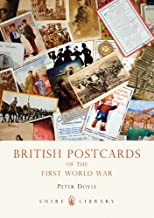 British Postcards of the First World War (Shire Library)