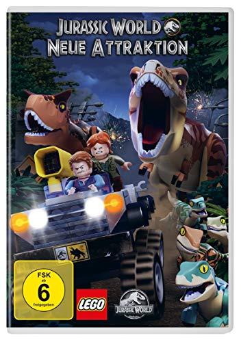 Lego Jurassic World: Neue Attraktion