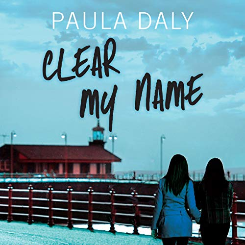Clear My Name audiobook cover art