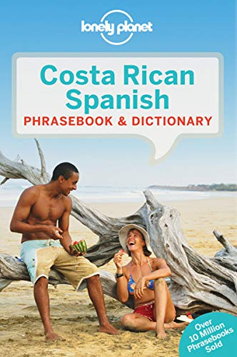 Lonely Planet Costa Rican Spanish Phrasebook & Dictionary