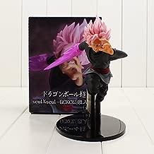 Dragon Ball Soul X Soul Super Saiyan Son Goku Black Pink Hair Action Figure Gokou PVC Model Doll Toys