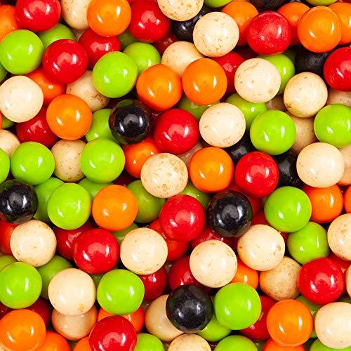 "Gumballs for Gumball Machine - Soda Mix 25 mm 1"" Bubble Gum Balls Bulk 2.5 Pound"