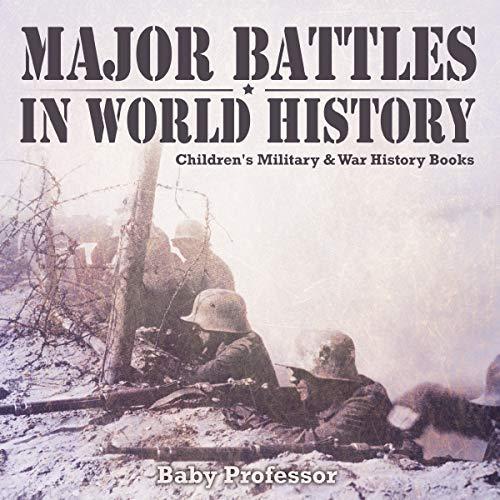 Major Battles in World History audiobook cover art