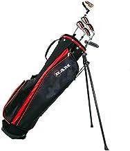 مجموعه شروع کننده کلاه های گلف مردانه RAM Golf SGS با کیف ایستاده - شفت های فلزی