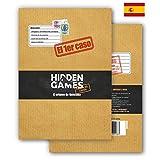 Hidden Games Escena del Crimen - EL 1er Caso - El Crimen de Quintana de la Matanza