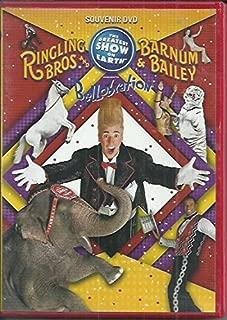 Ringling Bros. Barnum & Bailey Circus 137th Edition Souvenir DVD