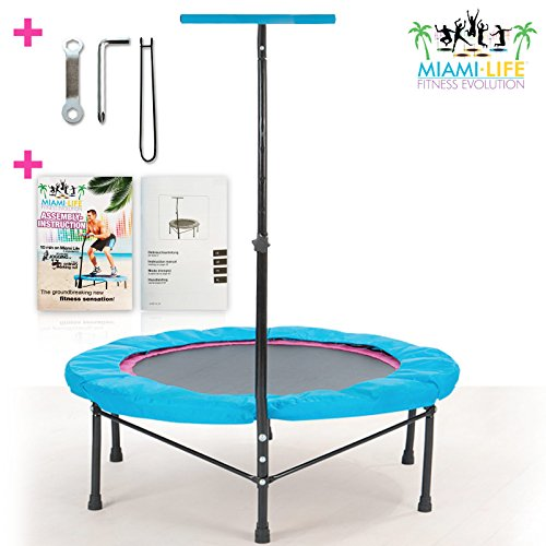 Miami Life Fitness Evolution - Fitness Trampolin - Das TV-Original