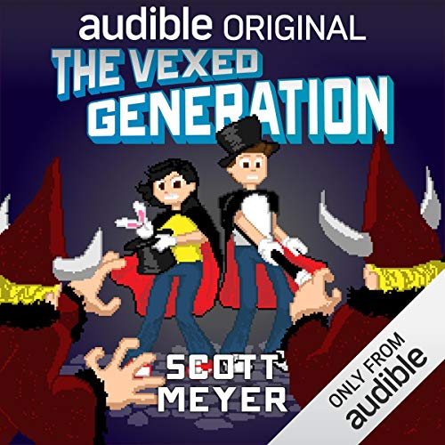 The Vexed Generation cover art