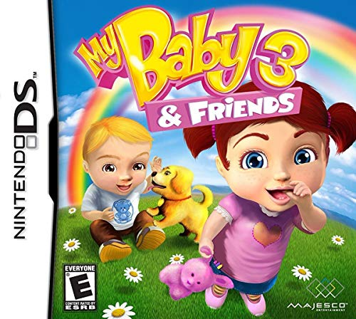 My Baby 3 and Friends - Nintendo DS Standard Edition
