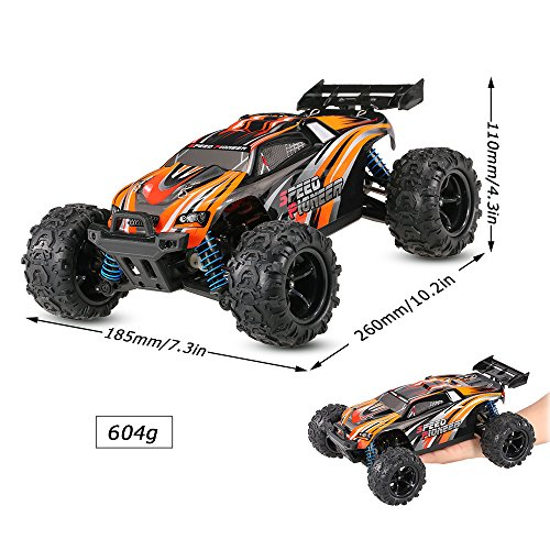 RC Auto kaufen Truggy Bild 6: Goolsky PXtoys NO.9302 Speed Pioneer 1:18 4WD Off Road Truggy High Speed RC Rennwagen RTR*