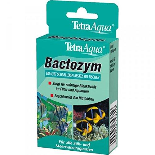 Tetra Bactozym 10 Kapseln - Wasserpflege-Zubehör
