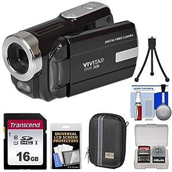 Best vivitar hd camcorders Reviews