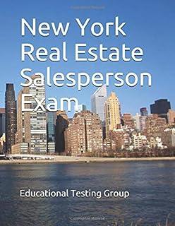 New York Real Estate Salesperson Exam