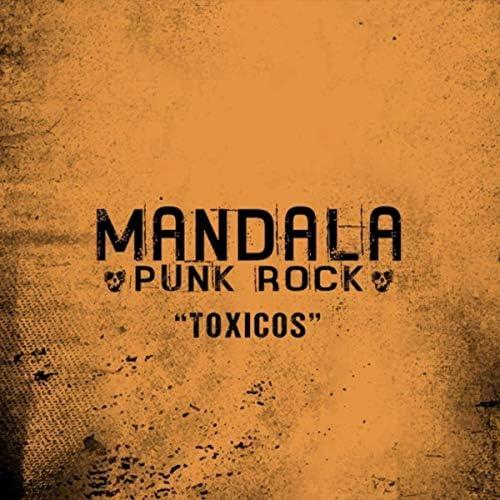 Mandala Punk Rock
