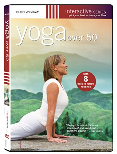 Yoga Over 50 Dvd Workout Video With 8 Routines Including Routines For Seniors Buy Online In Barbados Bodywisdom Media Products In Barbados See Prices Reviews And Free Delivery Over Bds 150 Desertcart