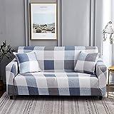 Funda de sofá elástica Moderna para Sala de Estar, sofá de Esquina seccional,...