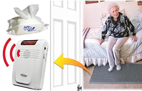 Smart Caregiver Fall Monitor and Floor Mat