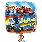 amscan 3239101 Blaze - Globos de cumpleaños