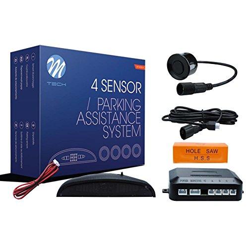 M-Tech CP5B CP5 LED parkeersensor met stekkers