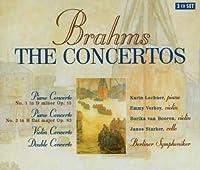 Brahms: The Concertos (2006-04-04)