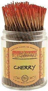 Wildberry Cherry Shorties Incense Sticks 100pack [並行輸入品]