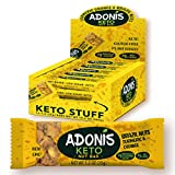 Adonis Low Sugar Nut Bar - Barritas de Nueces del Brasil Crujiente sabor...