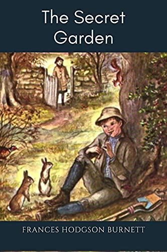 The Secret Garden: With Illustrations (English Edition)