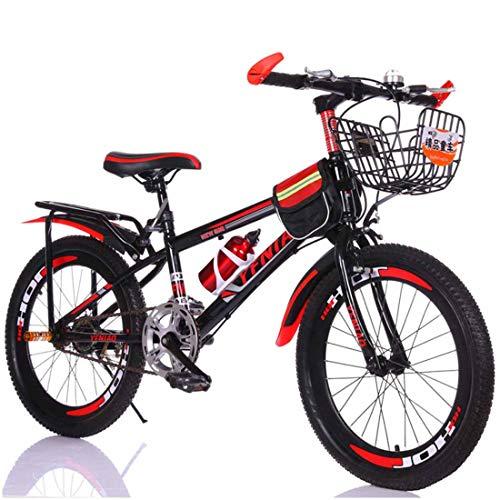 MUYU 18 (20, 22) inch Kindermountainbike Hoog koolstofstaal Frame Geschikt voor kinderen 8 jaar en ouder