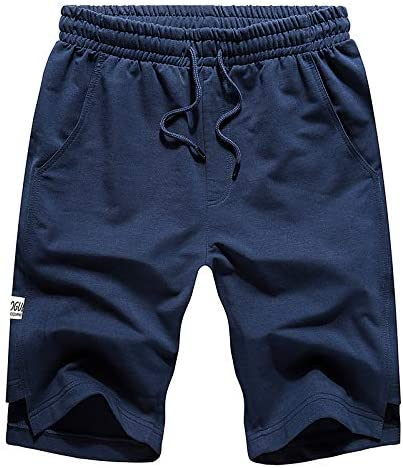 Challenge the lowest price of Japan Maker New Japan woodvoice Men Casual Classic Fit Drawstring Shorts Beach Summer