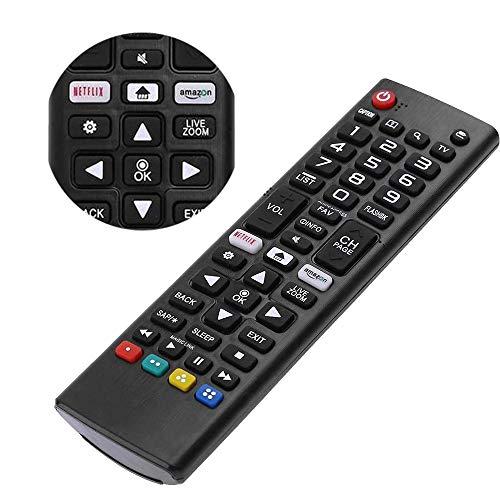 Telecomando universale Loutoc per LG TV LED LCD HDTV Smart TV 3D per AKB75095307 AKB75095308 AKB74915324