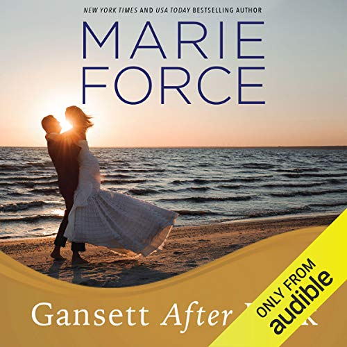 Gansett after Dark audiobook cover art