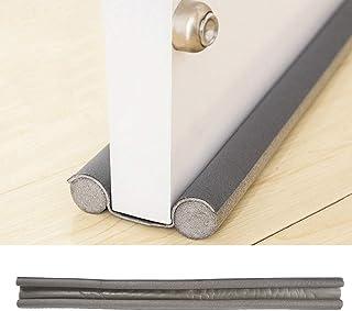 protegerse del Viento insonorizado Amortiguador de Sonido 9 * 23MM,6M Comius Sharp burlete para Puerta a Prueba de Polvo Tira de Sellado Autoadhesivo