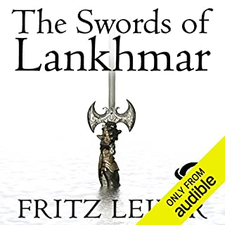 The Swords of Lankhmar     The Adventures of Fafhrd and the Gray Mouser              By:                                                                                                                                 Fritz Leiber                               Narrated by:                                                                                                                                 Jonathan Davis,                                                                                        Neil Gaiman                      Length: 10 hrs and 16 mins     13 ratings     Overall 4.2