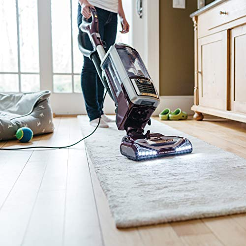 Shark Rotator Powered Lift-Away TruePet Upright Vacuum with HEPA Filter, Crevice Tool, Pet Multi-Tool and Power Brush with a Bordeaux Finish