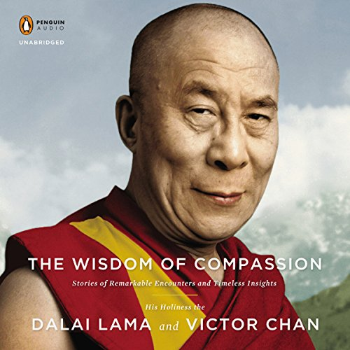 The Wisdom of Compassion cover art