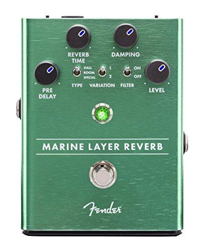 Fender »MARINE LAYER REVERB« Pedale Effetto