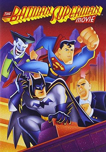 The Batman Superman Movie [Import USA Zone 1]