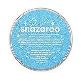 Snazaroo- Pintura facial y Corporal, 18 ml, Color turquesa centelleante (Colart 1118481)