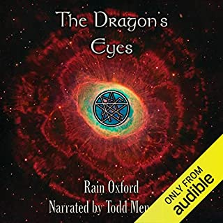 The Dragon's Eyes audiobook cover art