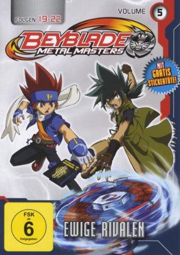 Beyblade Metal Master - Volume 5 (Folgen 19-22)