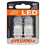 SYLVANIA ZEVO 3057 White LED Bulb, (Contains 2 Bulbs)