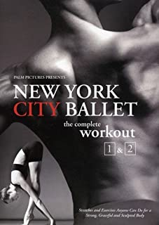 New York City Ballet - The Complete Workout Vol.1 And 2 [DVD] [2006] [NTSC]