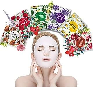RaKao Gesichtsmasken|Anti Aging - sehr hochwertig und ideal für die Pflege der Haut und Vorbeugung von Falten | spendet Feuchtigkeit und reinigt.