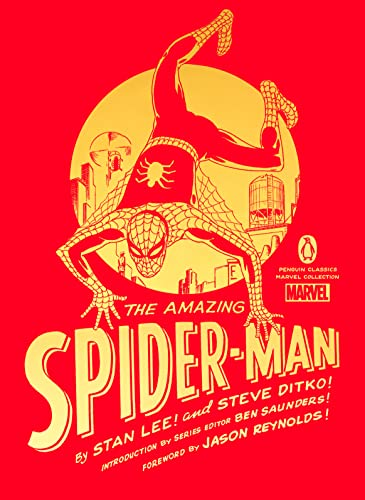 Compare Textbook Prices for The Amazing Spider-Man Penguin Classics Marvel Collection  ISBN 9780143135722 by Lee, Stan,Ditko, Steve,Saunders, Ben,Saunders, Ben,Reynolds, Jason