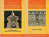 LIBRO-GUÍA DLE VISITANTE DEL PALACIO ARZOBISPAL DE ALCALÁ DE HENARES. CRÓNICA DE SU ÚLTIMA RESTAURACIÓN. VOL. I, HISTORIA; VOL2, ARTE, ARQUITECTURA Y RESTAURACIONES